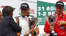 Gabriele Lancieri lascia l'Autodromo di Imola nella gara del Campionato Italiano Gt con un secondo posto. Un week end di alti e...