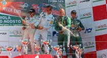 Dopo la pausa estiva il Campionato Italiano Gran Turismo ha riacceso i motori nuovamente sul circuito del Santerno. E' stato un fine...